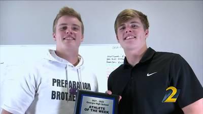 Trinity Christian's David & Josh Dallas: Montlick Injury Attorneys Athletes of the Week