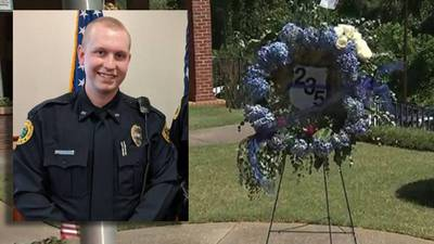 Bandmates remember fallen Holly Springs officer as talented drummer, 'brother'
