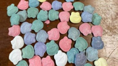 Police arrest man for selling ecstacy that looked like candy