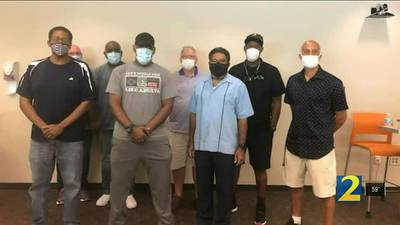 #InThis2Gether: Cobb County prostate cancer survivor starts support group for others
