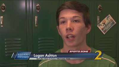Buford's Logan Ashton: Montlick & Associates Athlete of the Week