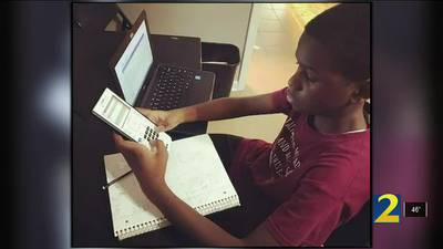 Meet the local 12-year-old genius already accepted to Georgia Tech