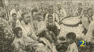 Georgia's Gullah Geechee culture reflects on the importance of Juneteenth