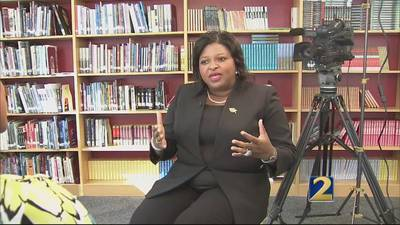 Maynard Jackson High Principal makes national honor roll and talks One on One with Jocelyn Dorsey