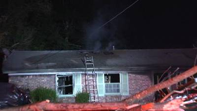 'It moved fast:' DeKalb homeowner says he lost everything in overnight house fire