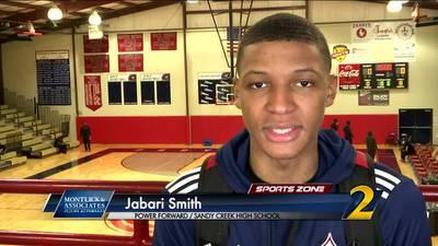 Sandy Creek's Jabari Smith: Montlick & Associates Athlete of the Week