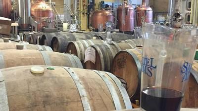 Samuel Adams' new beer is so strong it's illegal in Georgia