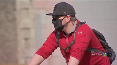Simply wearing a mask could mean thousands of fewer deaths in Georgia, researcher says