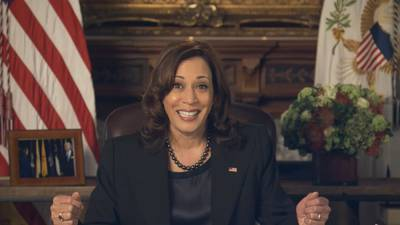 EXCLUSIVE: VP Harris says infrastructure bills a must because 'things need to get better'