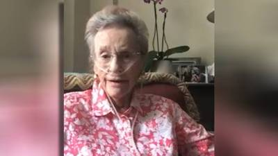 Emory nurse's kind gesture may have saved 92-year-old's life during COVID-19 hospitalization