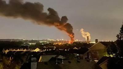Transformer fire at Georgia Power plant shakes Cobb County neighborhood