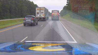 Convoy of Care arrives in Louisiana to give donations to Hurricane Ida victims