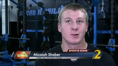 Starrs Mill's Micaiah Shaber: Georgia Lottery Scholar Athlete