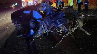 Multiple crashes snarl Metro Atlanta highways early Saturday morning