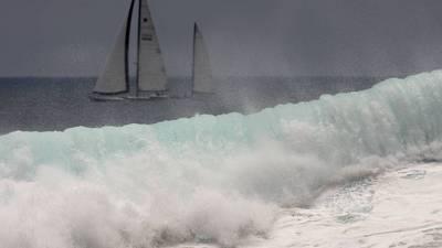 Hurricane season creates hidden danger for people visiting Georgia's coast — rip currents