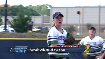 Creekview's Emily Wilkie: Montlick & Associates 2020 Female Athlete of the Year