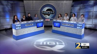 North Atlanta vs Douglas County Season 34 High Q 20-01