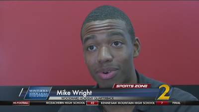 Woodward's Mike Wight: Montlick & Associates Athlete of the Week
