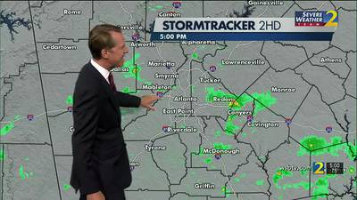 Rain could last several more days
