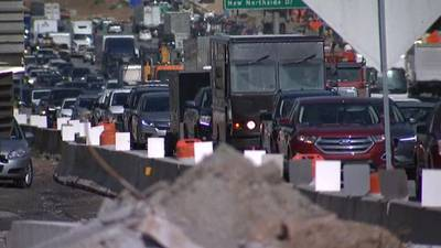 Improved Glenridge ramp opened but it's only a small part of the big picture for traffic