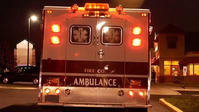 California shooting, crash leave 1 dead, 4 hurt