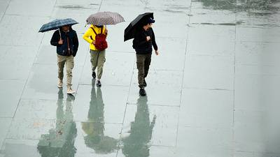 Showers return to forecast; some areas could see heavy rain, damaging winds