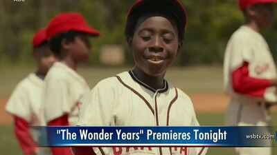 """A new version of """"The Wonder Years"""" is set to debut on WSB-TV Wednesday night"""