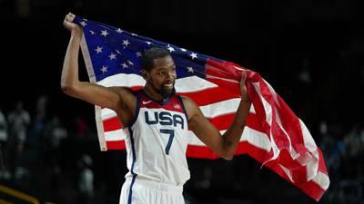 Tokyo Olympics: US men's basketball team wins 4th straight gold medal
