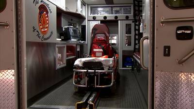 Shortage of EMTs, paramedics leads to longer wait times during pandemic