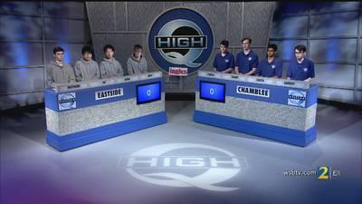 Eastside vs Chamblee Season 34 High Q 20-19
