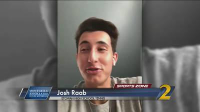 Etowah's Josh Raab: Montlick & Associates Athlete of the Week