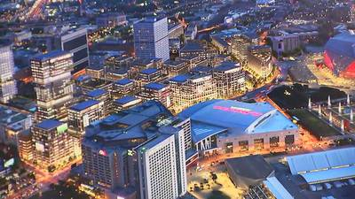 PHOTOS: New renderings of Centennial Yards project in downtown Atlanta