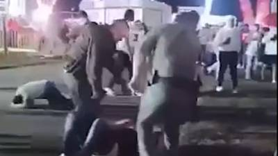 Chaos, violent fights break out at Coweta fair, leading to 4 arrests