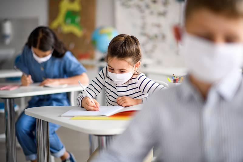 Nearly 2,000 Georgia Children Testing Positive for Coronavirus Every Day