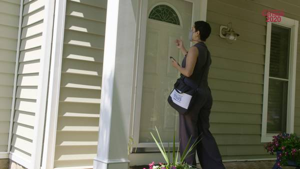 Have you filled out your Census yet? Don't be surprised if a worker comes knocking on your door