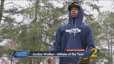 Decatur's Jordan Walker: Montlick & Associates 2020 Athlete of the Year