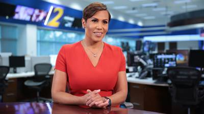 Local teen honors Channel 2's Jovita Moore with swimming fundraiser raising money for charity