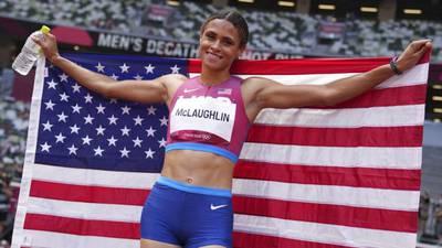 Tokyo Olympics:  Sydney McLaughlin sets world record, grabs gold in 400-meter hurdles