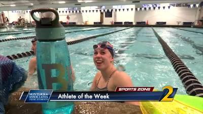 Kennesaw Mtn.'s Addie Rose Bullock: Montlick & Associates Athlete of the Week
