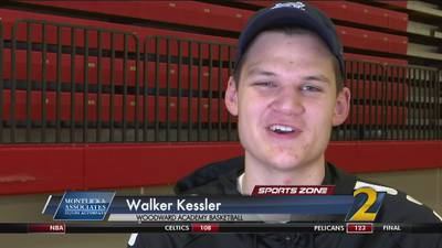 Woodward Academy's Walker Kessler: Montlick & Associates Athlete of the Week